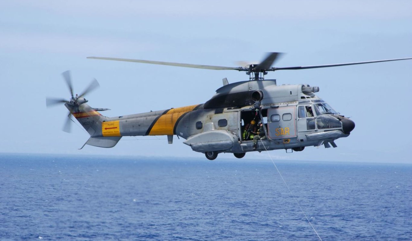 Airbus Helicopter AS-332